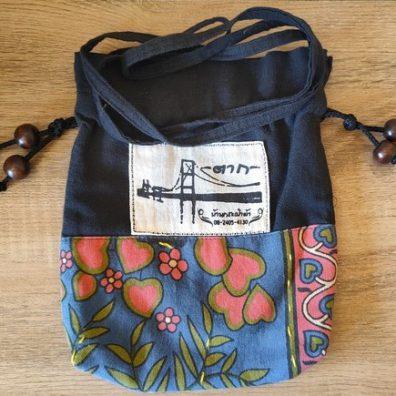 กระเป๋าผ้า (แบบสะพาย)