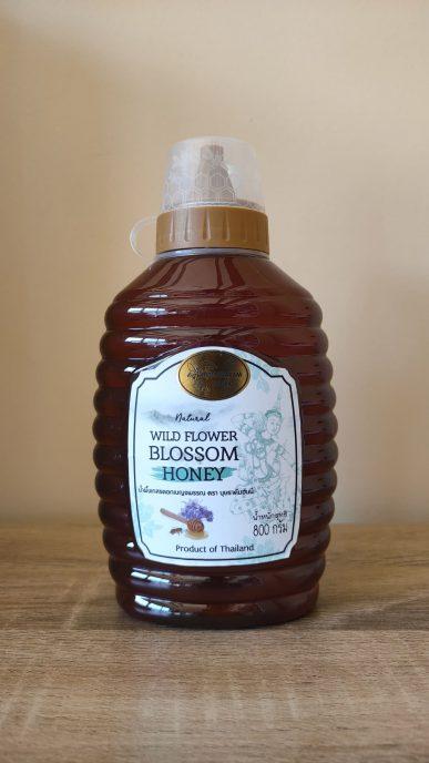 น้ำผึ้งเกสรดอกเบญจพรรณ
